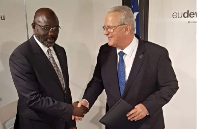 EU signs new economic agreement with Liberia