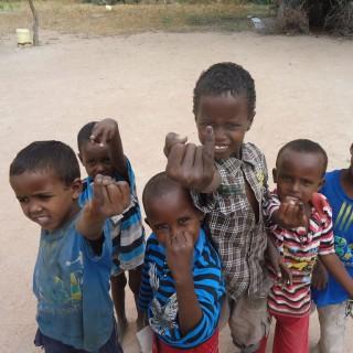 Kenya: five-day campaign aimed at eradicating polio