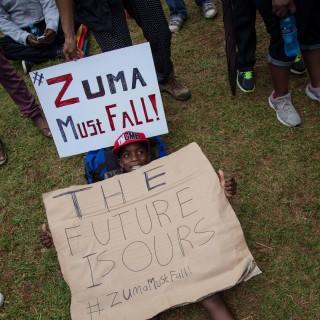 #Zumamustfall – 3 finance ministers in the past week