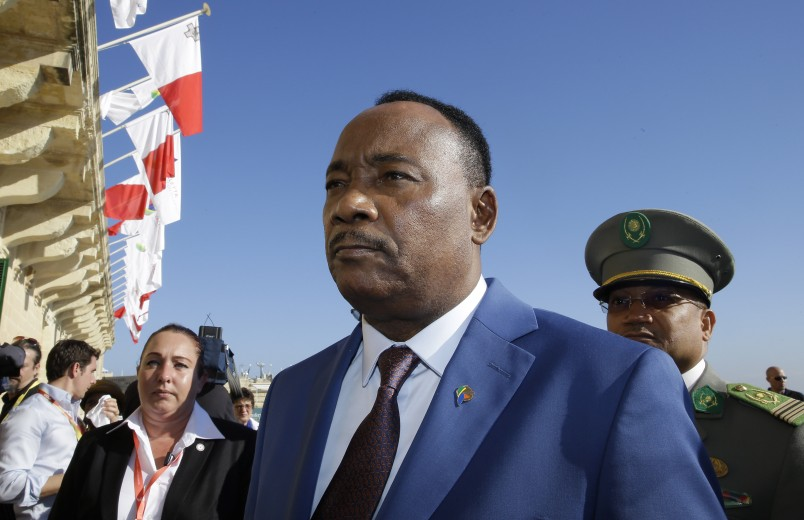Niger heating up in run up to elections