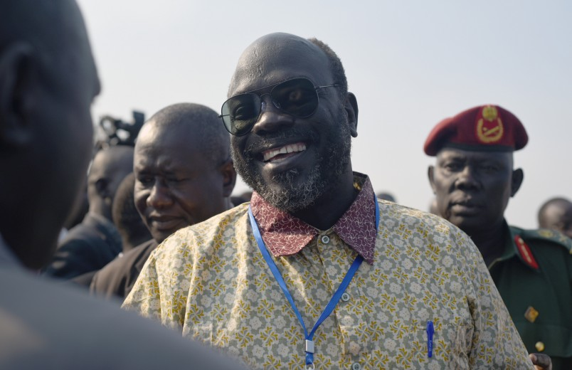 Will South Sudan's transitional government end years of conflict?