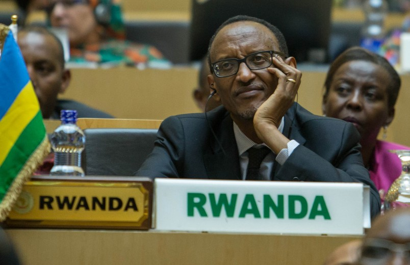 Presidential politics in Rwanda: a threat to stability?'