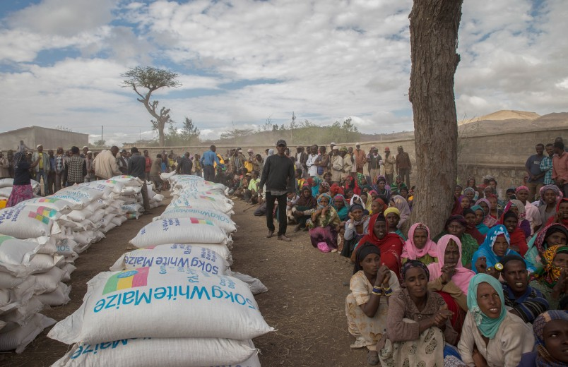 Ethiopia suffering worst drought in 50 years