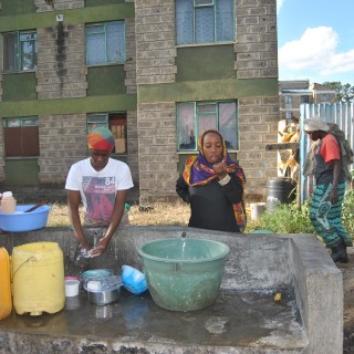 Kenya: water shortage and sanitation still a problem in informal settlements