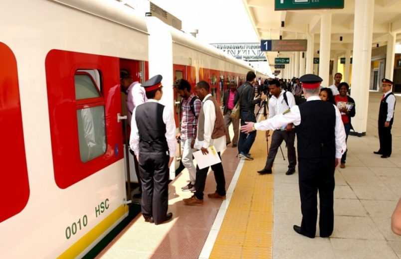 Ethiopia's rail line to Djibouti slated to start service in February