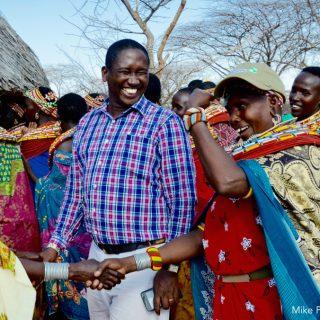 Kenyan Lalampaa receives Stanford global environment award