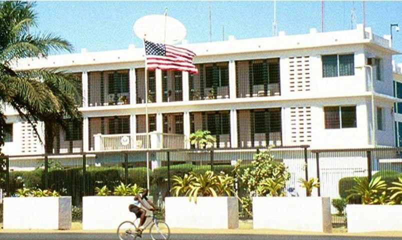 No visas for Gambian officials in rare U.S. move on deportations
