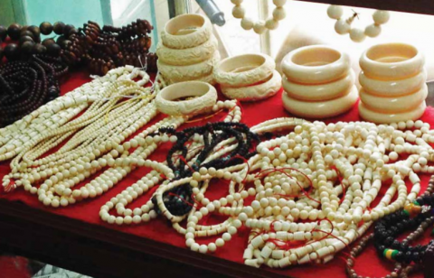 China says ivory shops, processing facilities shut down with ban in effect