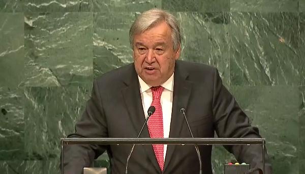 Guterres vows to build bridges as UN appoints new Secretary General