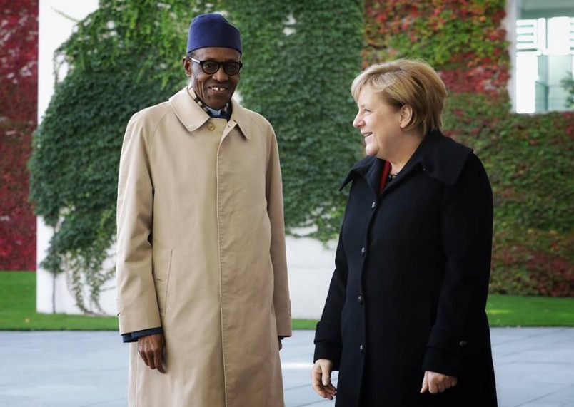 Buhari raises eyebrows with 'kitchen' response to wife's criticism