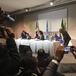 Gabon, Equatorial Guinea agree to end territorial dispute over islands