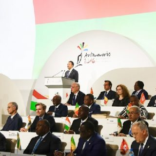 Trudeau details African aid programs during summit in Madagascar