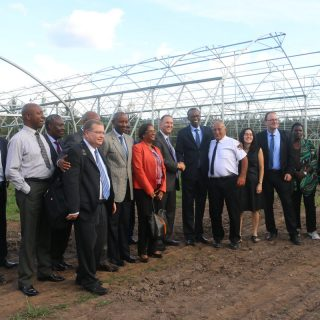 Rwanda, Israel discuss agriculture in historic diplomatic dialogue