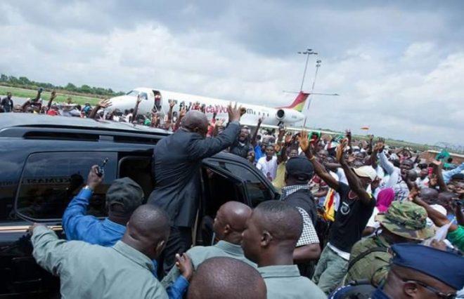 Bomb threatens NDC official in Ghana's restive Ashanti region