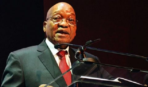 President Zuma resigns in South Africa