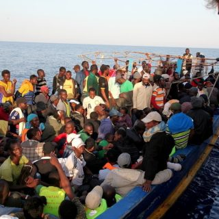 As Italy counts seismic vote, EU discusses stalled African migration deal