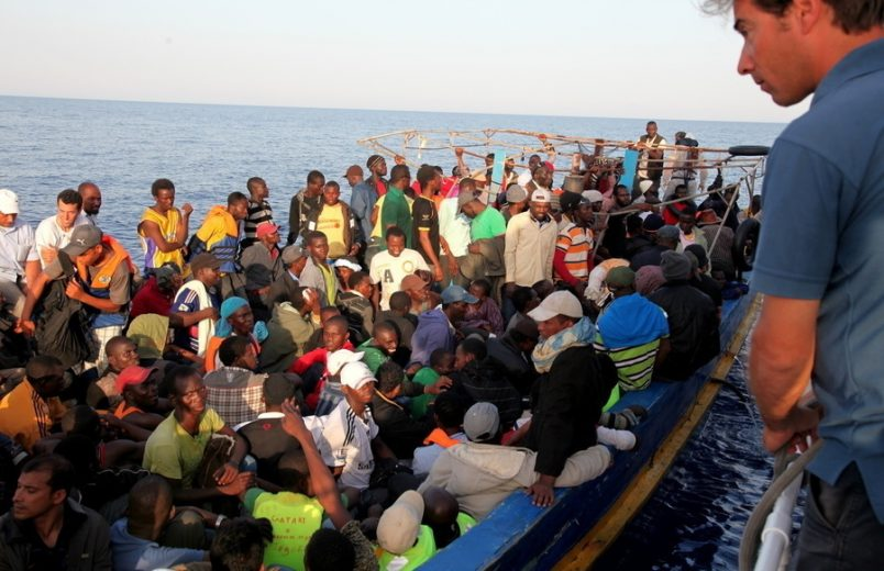 UNHCR says traffickers in Libya are impersonating their staff