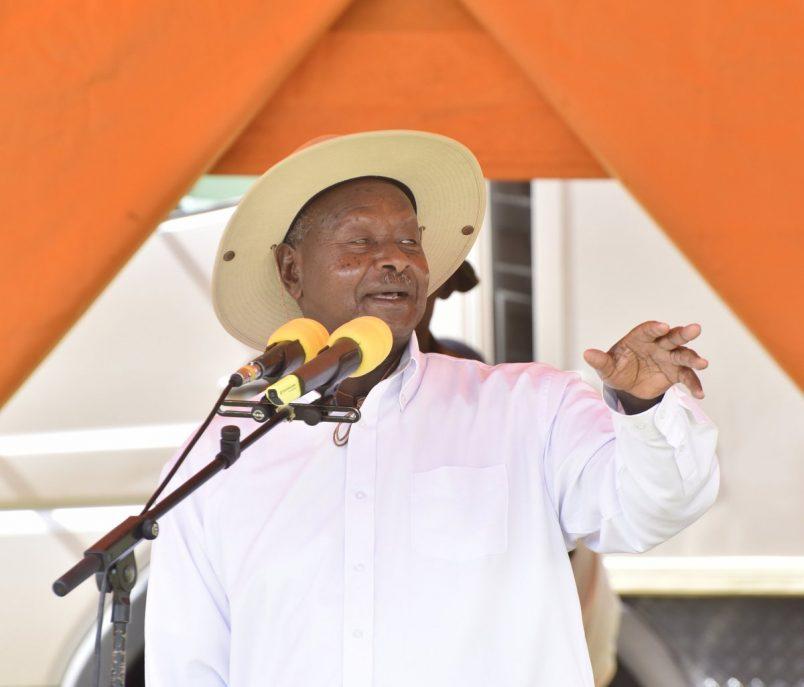 Uganda's Museveni calls for AU 'Monroe Doctrine' to stop interventionism