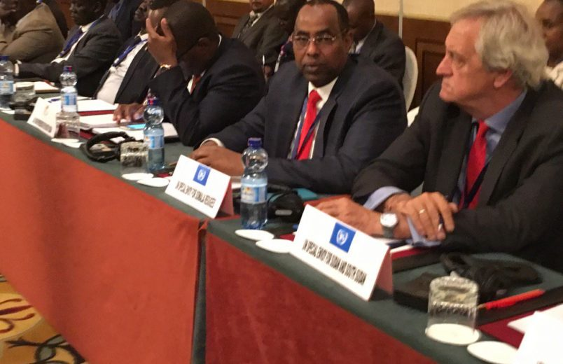 At #IGAD: Ethiopia pleads for Kenya to stay with South Sudan peace process