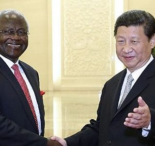 #China welcomes Sierra Leone; Gabon's Bongo next to visit Beijing