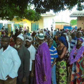 Inspired Gambian voters turn out to defeat Jammeh, end 22-year rule