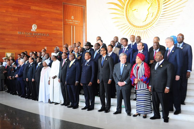 SA balks, Kenya sulks over Sahrawi issue as Morocco celebrates AU return