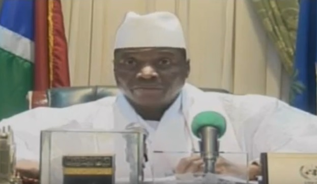 Paper looks at Gambian HIV policy, warns Jammeh won't be the last to tout fake cures