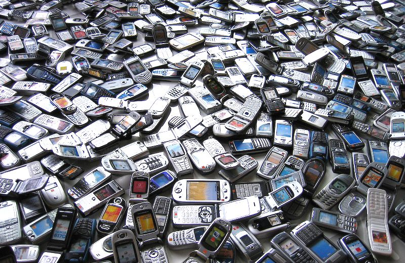 UN promotes effort to harvest treasure from e-waste trash
