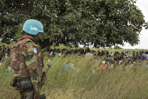Attack on UN peacekeeper breaches South Sudan peace