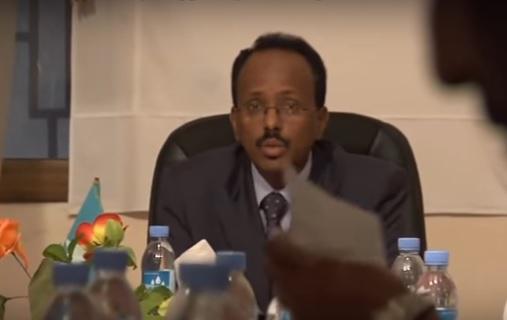 Somalia's presidential election ends in Farmaajo win; Mohamud concedes
