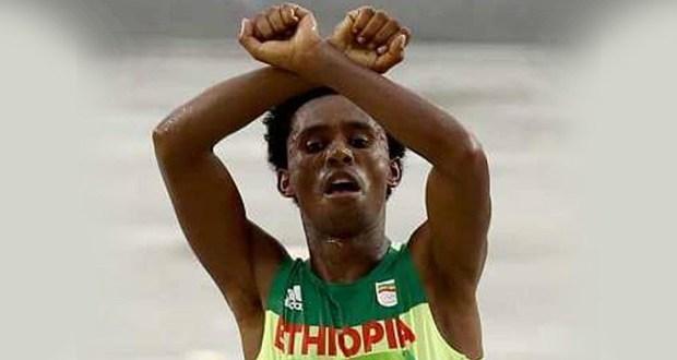 Ethiopia: Oromo athlete Feyisa reunited with family in U.S.