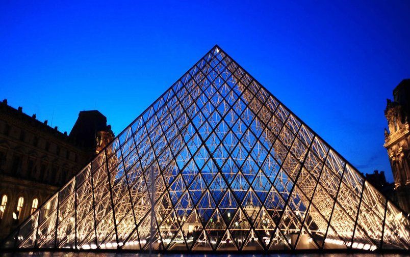 French authorities say injured Egyptian is behind Louvre attack