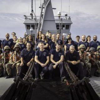 Secret illegal fishing mission off Liberian coast nets 3 boats