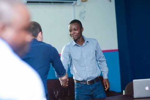 Tech entrepreneurs in Ghana talk innovation with Facebook exec