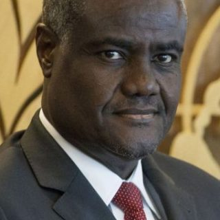 AU Commission ceremony to mark official leadership change