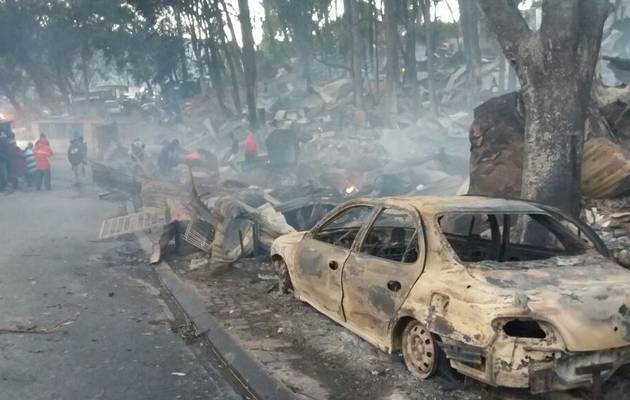 City of Cape Town asks public to stop attacking its firefighters