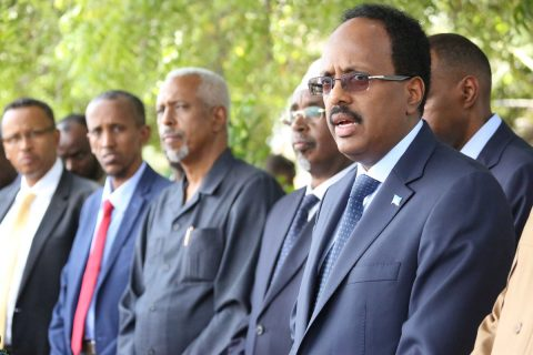 Somalia: Leaders agree to form new National Security Council