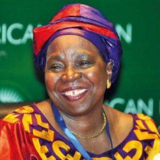 South Africa: Threats against Dlamini-Zuma require a security detail