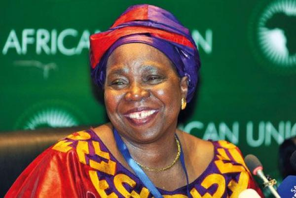 South Africa: Threats against Dlamini-Zuma require a security detail