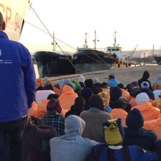 Mediterranean migration down, but West African asylum seekers up