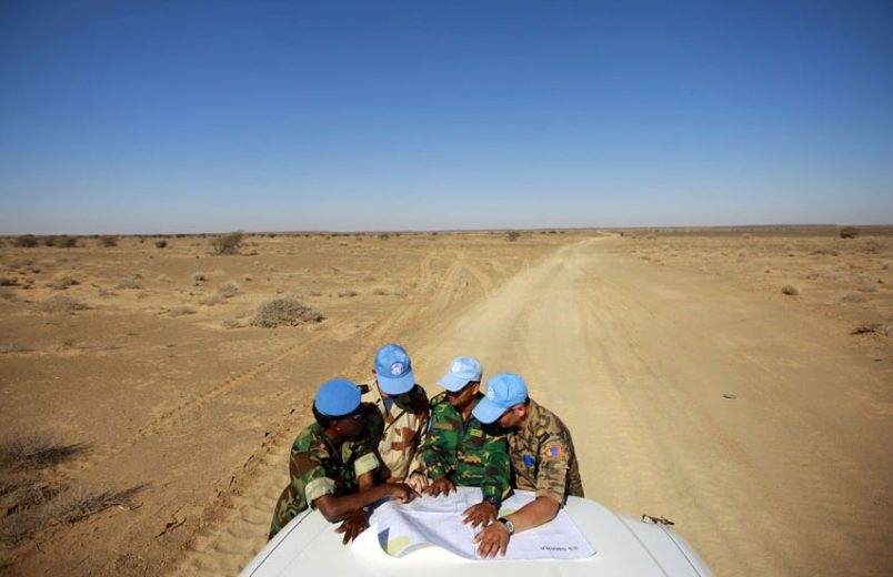 Polisario Front pulls out of Guerguerat as UNSC extends MINURSO mandate