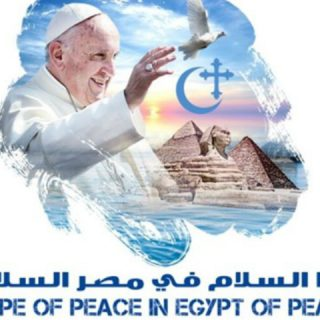 Pope Francis to reach out to Christians, Muslims during 2-day Cairo visit