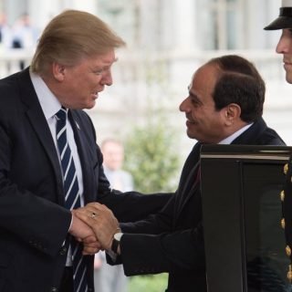 Rights groups call on US, EU to pressure Egypt on 'farcical' elections