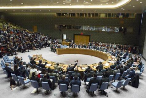 UN Security Council discusses funding for G5 Sahel force