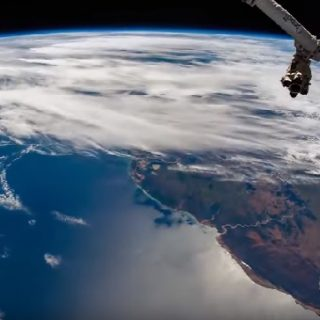 Russian space scientists find 'microscopic Madagascar' on ISS surface