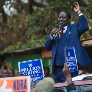 Kenya: American NGO responds on its role in Odinga campaign