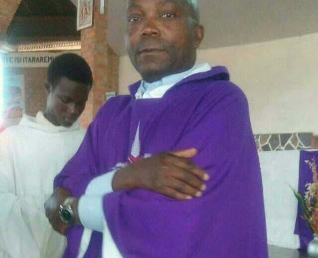Burundi priest dies after DRC abduction ordeal