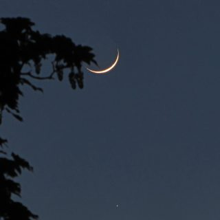 Muslims watch for moon signaling start of Ramadan
