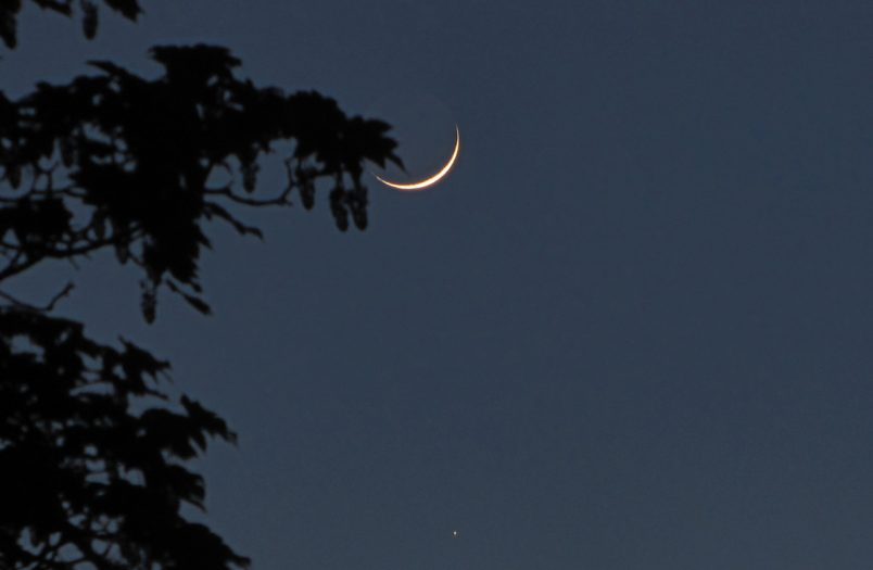 Moon sighting marks Eid Al-Fitr for African Muslims