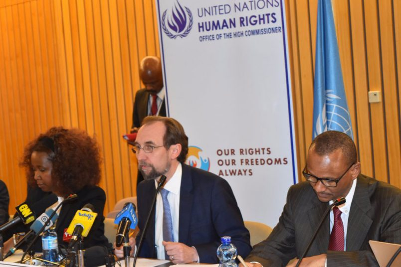 Ethiopian minister defends access refusal for UN human rights team